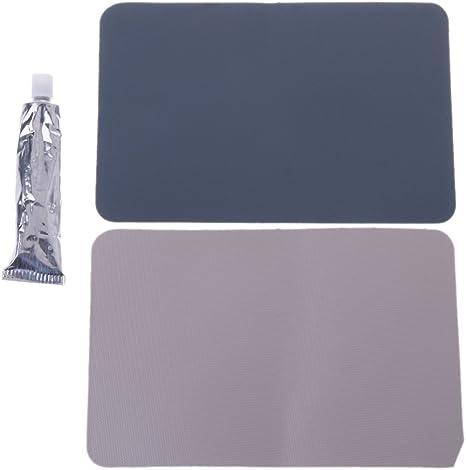 Qiman Kit de Pegamento Adhesivo para Reparación de pinchazos de ...