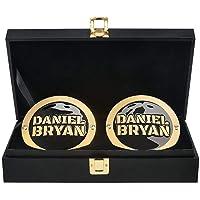 WWE Daniel Bryan The New Daniel Bryan Championship Replica Side Plate Box Set photo