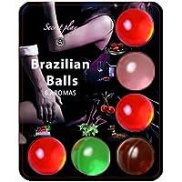 Secret Play S354, Bolas Brasileñas con aroma, Pack