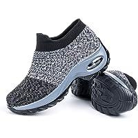 Zapatillas Deportivas de Mujer Zapatos Running Fitness Gym