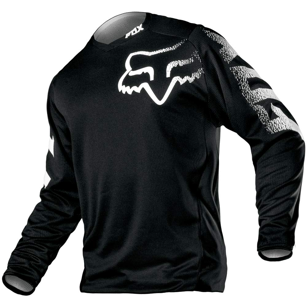 Fox Racing Blackout Motocross Offroad Jersey (M) by Fox