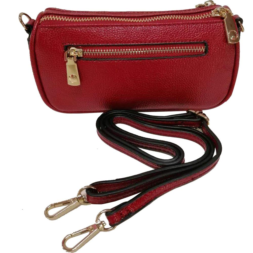 ZUDY Geniue Leather Small...