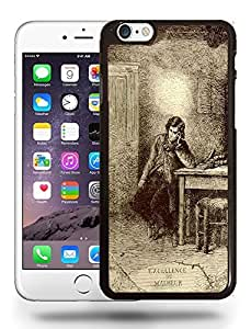 Vintage Les Mis¨¦rables Sketch Art Drawing Phone Case Cover Designs for iPhone 6