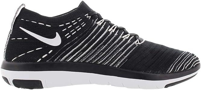 Nike Mujeres Free Transform Flyknit Bajos & Medios Cordon Zapatos ...