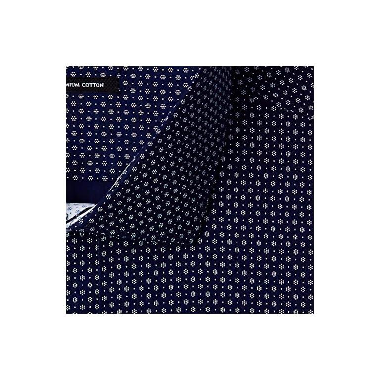 61jKCrscr3L. SS768  - Amazon Brand - Symbol Men's Slim Fit Full Sleeve Cotton Formal Shirt