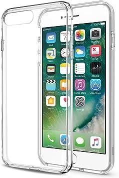 Eouine Funda iPhone 8 Plus, Funda iPhone 7 Plus, Carcasa Ultra ...