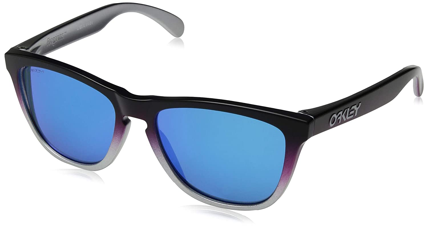 3f44f6fb6bc Amazon.com  Oakley Men s Frogskins Splatter Sunglasses