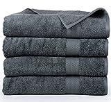 Casa Platino Soft Cotton 35 x 66 inch Oversized Bath Towels, Economic Collection