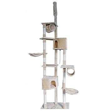 Griffoir beige pour Chat Arbre à chat Chats Chats Arbre de jeu Arbre  d escalade 813ff9919601