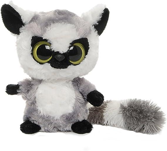 YooHoo & Friends - Peluche Lemur, 13 cm, Color Gris y Blanco (Aurora World 12017): Amazon.es: Juguetes y juegos