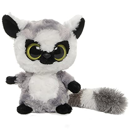 "5"" Yoohoo & Friends Lemmee Lemur ..."
