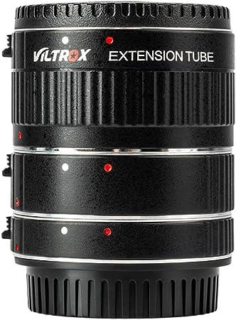 Viltrox Dg C Af Autofocus Extension Rings Macro Camera Photo