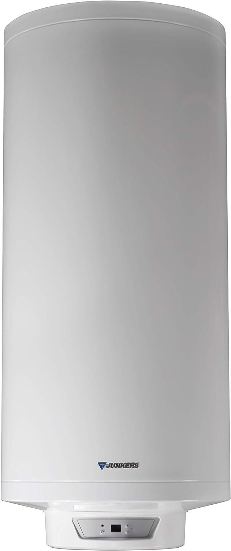 Junkers Grupo Bosch Termo Electrico 120 litros Elacell Excellence | Calentador de Agua Vertical y Horizontal, Resistencia Ceramica, 2000w