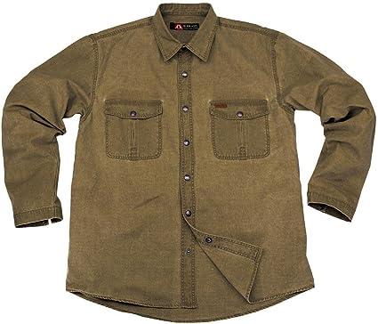 Kakadu Australia - Camisa Casual - Básico - para Hombre Caqui ...