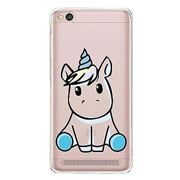 Funda para Xiaomi Redmi 5A Carcasa , YIGA Moda Un pony Caso ...