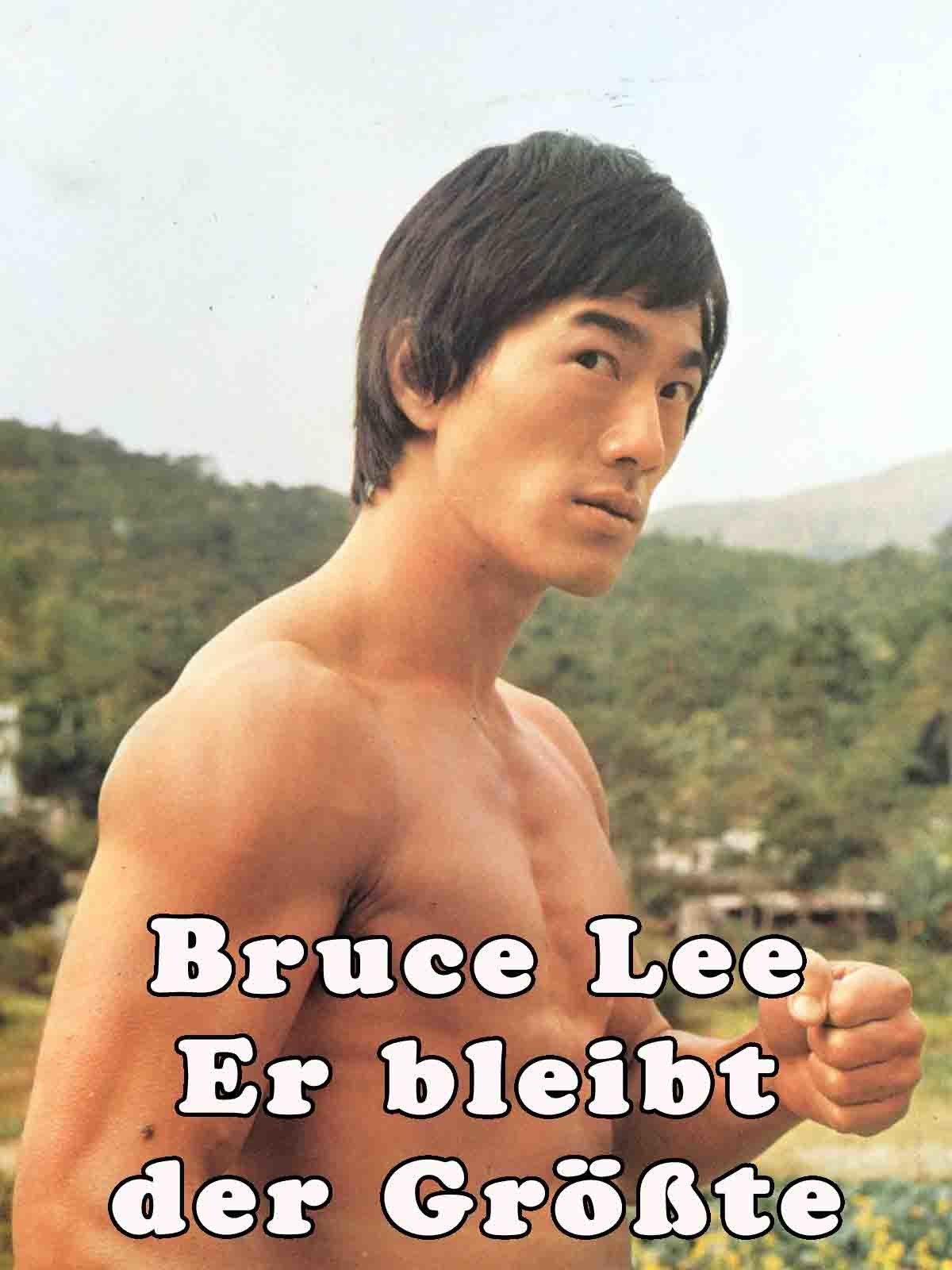 Amazonde Bruce Lee Er Bleibt Der Größte Ansehen Prime Video