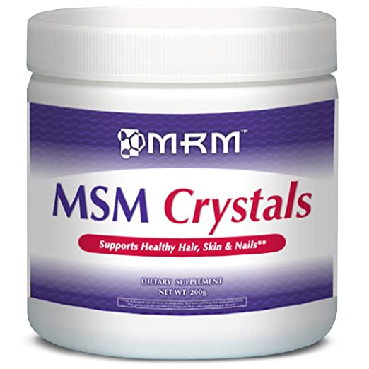 msm mrm crystals pineal gland detox