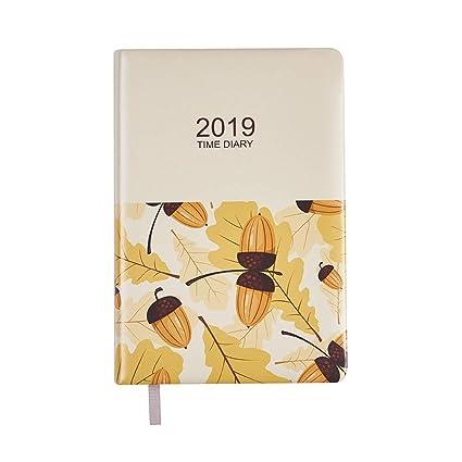 NTCY Cuaderno 2019 Plan Mesa A5 Cuaderno Agenda Libro Cuenta ...