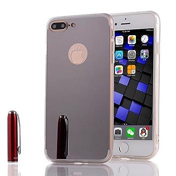 sycode miroir coque iphone 8