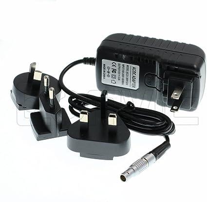 Eonvic D-Tap to 2-Pin Cable for Blackmagic Pocket 4K Camera Negro Adaptador de Cable Cable Recto