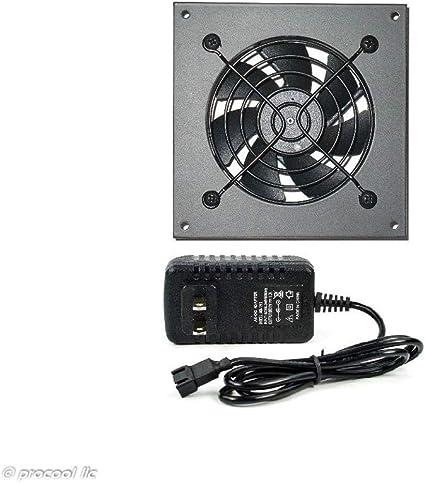 PROCOOL AV-180T Silent Cabinet Cooling Fan System
