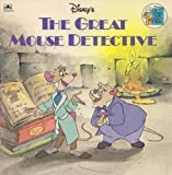 used baby bullet - Disney's the Great Mouse Detective (Golden Look-Look Book)