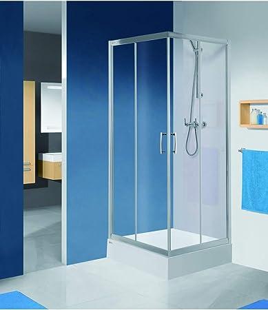 Leda puerta corredera 4 V 90 x 90 cm Tyxo: Amazon.es: Bricolaje y ...