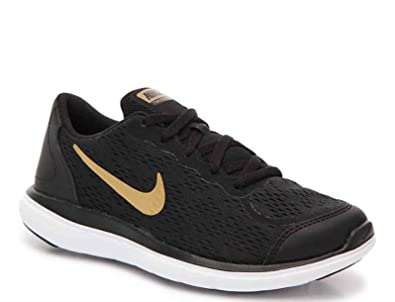 d40dbdafaa1b4 Nike Boy s Flex 2017 RN (PS) Running Shoes (10.5 Little Kid M