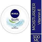 Nivea Soft Light Moisturising Cream, 300ml