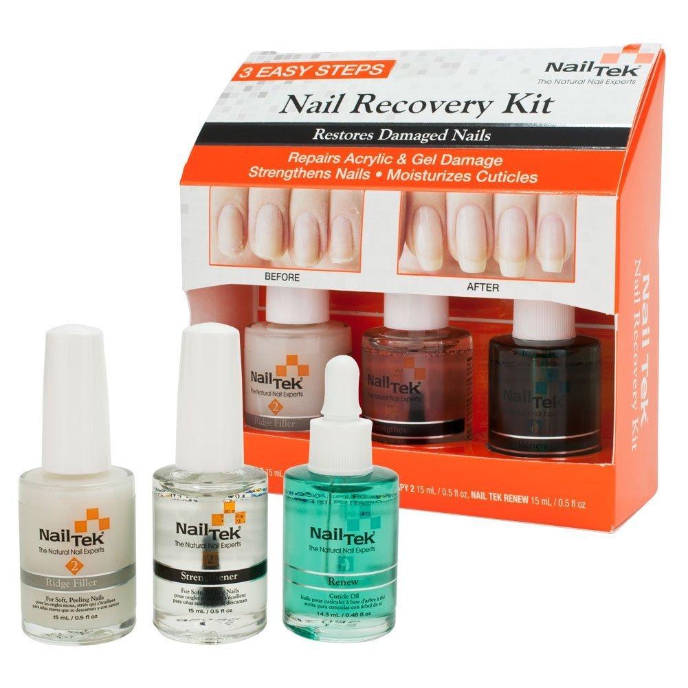 Amazon Nail Tek Recovery Kit Beauty