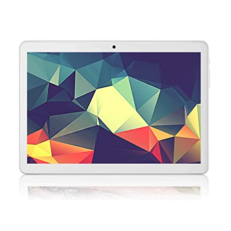 Tablet 10 Inch Android 7.0 Procesador de Cuatro Núcleos Tablet with 4GB RAM 64GB ROM Tablet PC Built in WiFi and Camera GPS Two Sim Card Slots ...