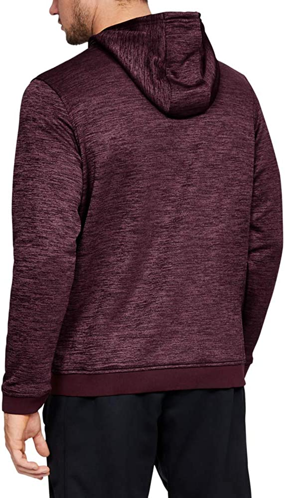 Under Armour mens Armour Fleece Twist Pull Over Hoodie