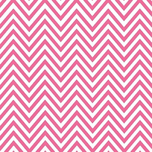 Con-Tact Brand Creative Covering Self-Adhesive Shelf and Drawer Liner, 18-Inches by 9-Feet, Chevron Pink