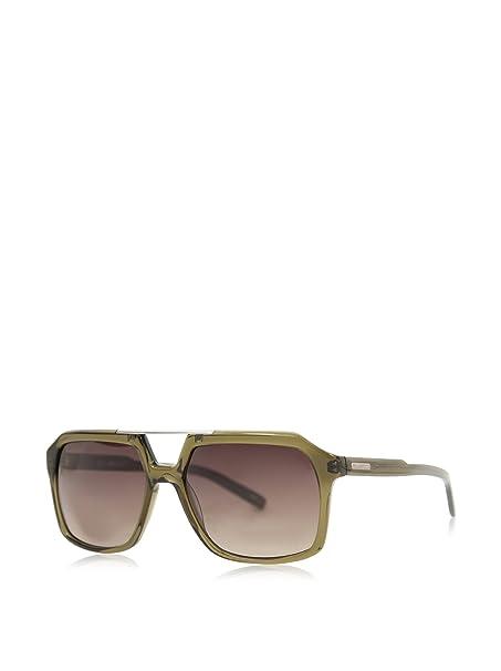 Custo Barcelona Gafas de Sol 5012-CA-4379 (55 mm) Verde ...