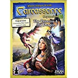 Carcassonne Exp:3 The Princess & The Dragon (New Edition)