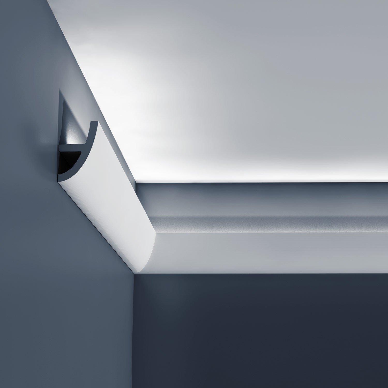 Ulf Moritz Luxxus Cornice Moulding Indirect Lighting System Orac