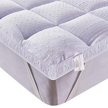 Bedecor® Colchoncillos,Colchón Topper de Microfibra,Antialérgico,Suave- (90x190/200 cm): Amazon.es: Hogar