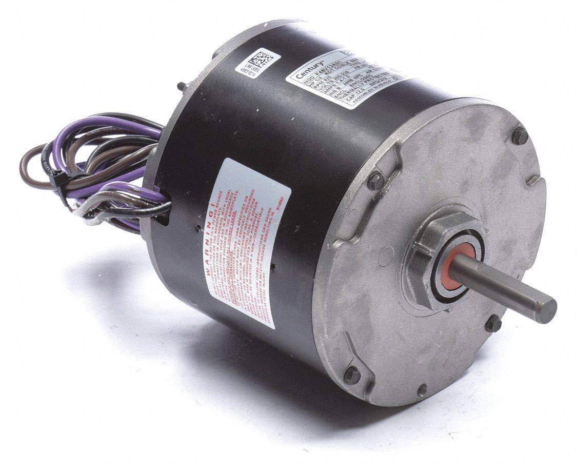 Trane Electric Motor (3D146983P01) 1/4 hp 825 RPM 200-230V Century # OTR1028