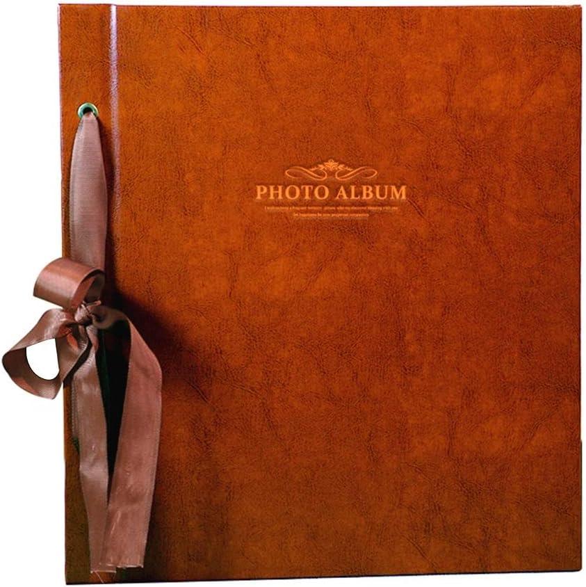 Lanna shop-クリエイティブInterstitialフォトアルバム、記念日、アルバムウェディングベビーGrowth Memoの1000写真 L:6x4 inch ブルー