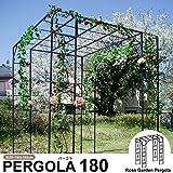 ローズパーゴラ 180 日陰棚 ひかげだな つる棚 緑廊