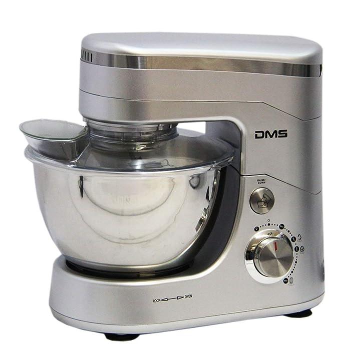 Küchenmaschine Rührmaschine Knetmaschine Teigkneter 5L 1500 Watt Rot DMS®