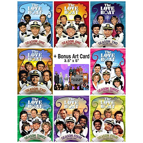 The Love Boat Bartender (The Love Boat: Classic TV Series Seasons 1-4 DVD Collection + Bonus Art)