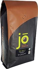 NEW YORK JO: 2 lb, Medium Dark Roast, Whole Bean Coffee,