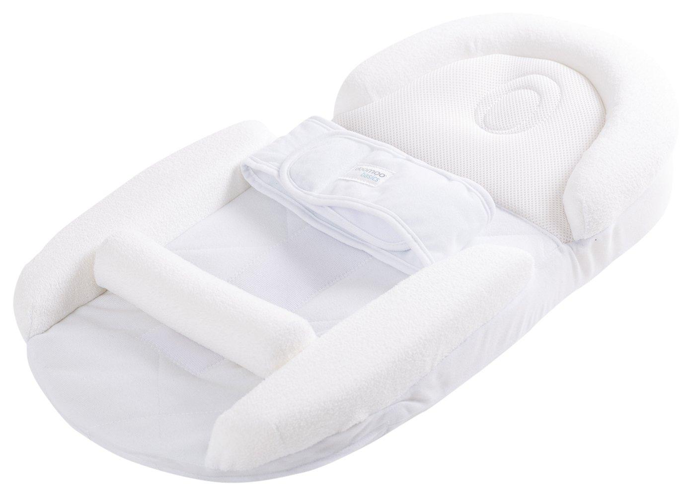 doomoo basics Nid de Couchage Uni Blanc EZ33B 40 082 001