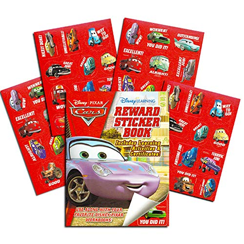 Disney Cars Imagine Ink Coloring Book Set for Toddlers Kids ...