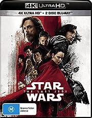 Star Wars: The Last Jedi (4K Ultra HD + Blu-ray + Bonus)