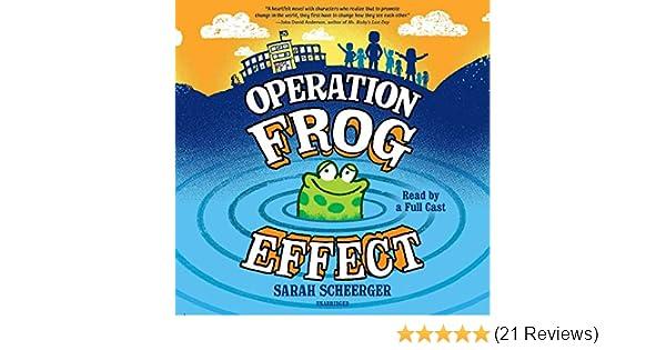 Amazon com: Operation Frog Effect (Audible Audio Edition