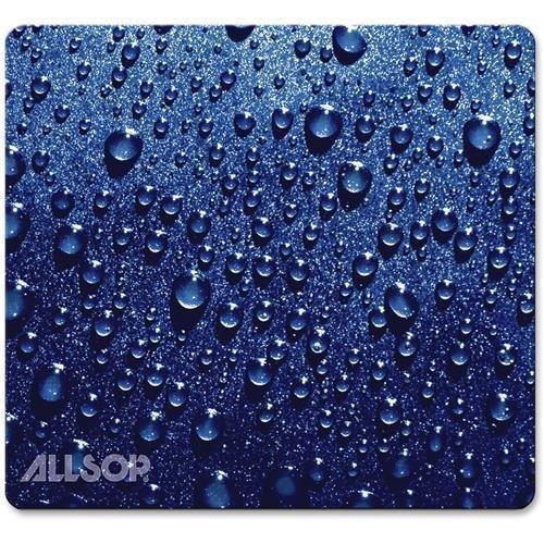 (Allsop Mouse Pad, Naturesmart, Raindrop, 8