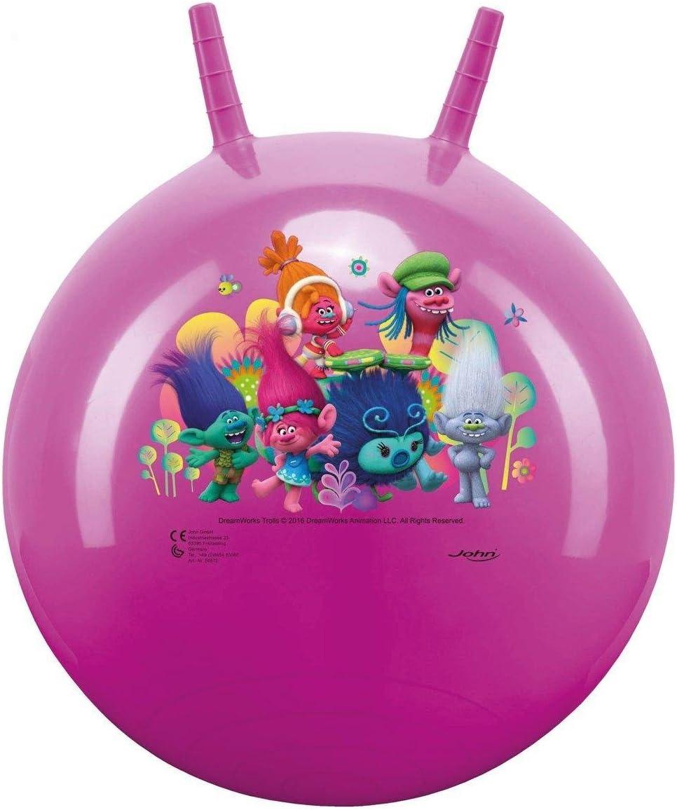 John GmbH – 59572 – Balón Saltador – tamaño 45 – 50 cm: Amazon.es ...