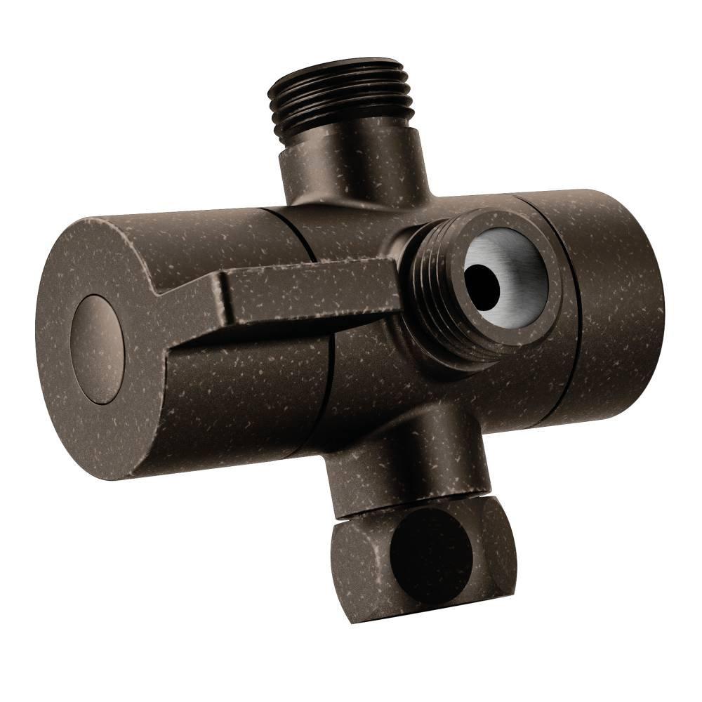 Moen CL703ORB Shower Arm Diverter, Oil Rubbed Bronze by Moen